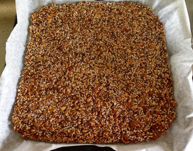 Siemennäkkäri-leipä on gluteeniton