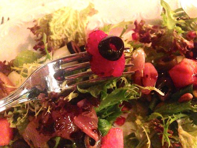 Salaatti nro 79 – Salaatti Dominicin tapaan