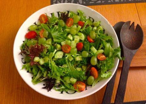 benkun salaatti