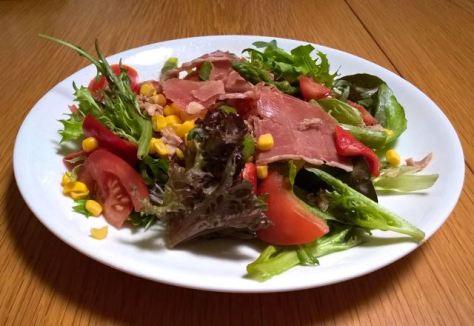 Peetun salaatti