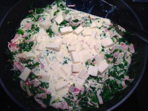Tomato Rice Pasta cooking